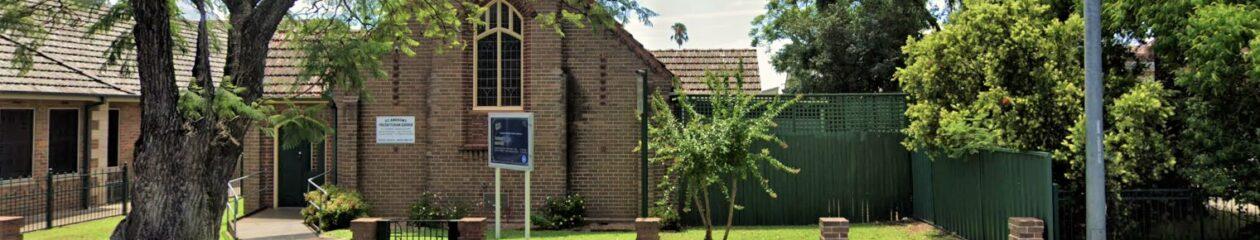 St Andrews Presbyterian Church Camden